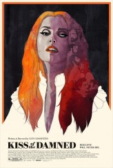 Kiss of the Damned (2012) afişi