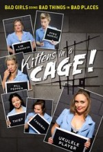 Kittens in a Cage (2015) afişi