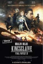 Kralın Kılıcı: Final Fantasy XV (2016) afişi