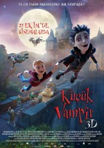 Küçük Vampir (2017) afişi