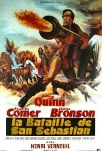 La Bataille De San Sebastian (1968) afişi