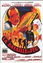 La Bataille Du Feu (1949) afişi