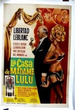 La Casa De Madame Lulù (1968) afişi