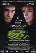 La Ciudad Delos Prodigios (1999) afişi