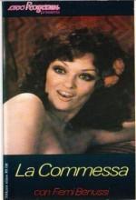 La Commessa (1975) afişi