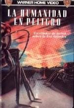 La Humanidad En Peligro (1954) afişi