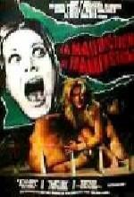 La Maldición De Frankenstein (1972) afişi