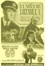 La Nina De Luzmela (1949) afişi