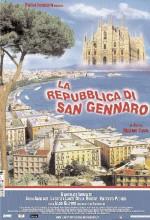 La Repubblica Di San Gennaro (2003) afişi