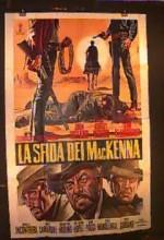 La Sfida Dei Mackenna (1970) afişi