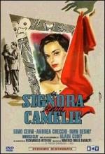 La Signora Senza Camelie (1953) afişi