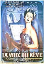 La Voix Du Rêve (1948) afişi