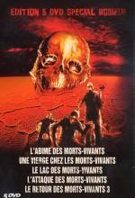 The Treasure of the Living Dead (1981) afişi