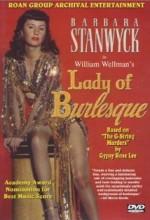 Lady Of Burlesque (1943) afişi