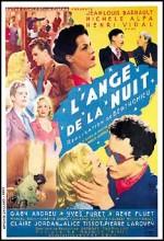 L'ange De La Nuit (1944) afişi