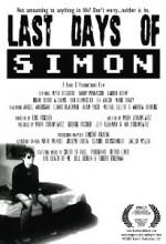 Last Days Of Simon (2009) afişi