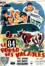 Le 84 Prend Des Vacances (1950) afişi