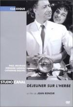 Le Déjeuner Sur L'herbe (1959) afişi