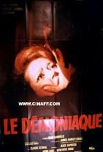 Le Démoniaque (1968) afişi