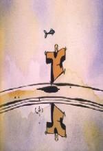 Le Moine Et Le Poisson (1994) afişi