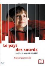 Le Pays Des Sourds (1992) afişi