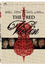 Le Violon Rouge (1998) afişi