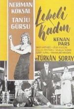 Lekeli Kadın (1973) afişi