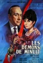 Les Démons De Minuit (1961) afişi