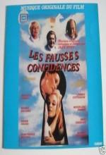 Les Fausses Confidences (2010) afişi