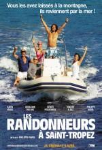 Les Randonneurs à Saint-tropez (2008) afişi