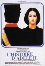 L'histoire D'adèle H. (1975) afişi