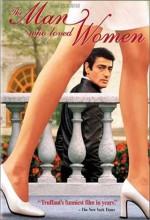 L'homme Qui Aimait Les Femmes (1977) afişi