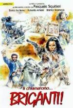Li Chiamarono... Briganti! (1999) afişi