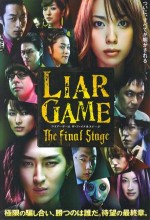 Liar Game: The Final Stage (2010) afişi