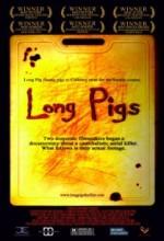 Long Pigs (2007) afişi