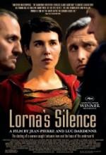 Lorna'nın Sessizliği (2008) afişi