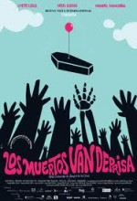 Los Muertos Van Deprisa (2009) afişi