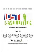 Lost Revolution (2011) afişi