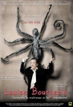 Louise Bourgeois: The Spider, The Mistress And The Tangerine (2008) afişi