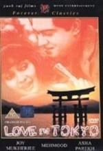 Love In Tokyo (1966) afişi