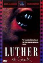 Luther The Geek (1990) afişi