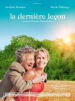 La Dernière Leçon (2015) afişi