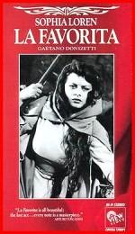 La favorita (1953) afişi