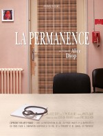 La Permanence (2016) afişi