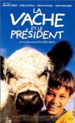 La Vache Et Le Président (2000) afişi