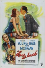 Lady Luck (1946) afişi