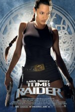 Lara Croft: Tomb Raider (2001) afişi