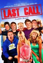 Last Call (2012) afişi