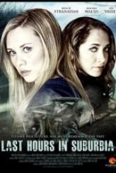 Last Hours in Suburbia (2012) afişi