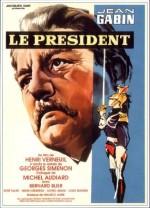 Le Président (1961) afişi